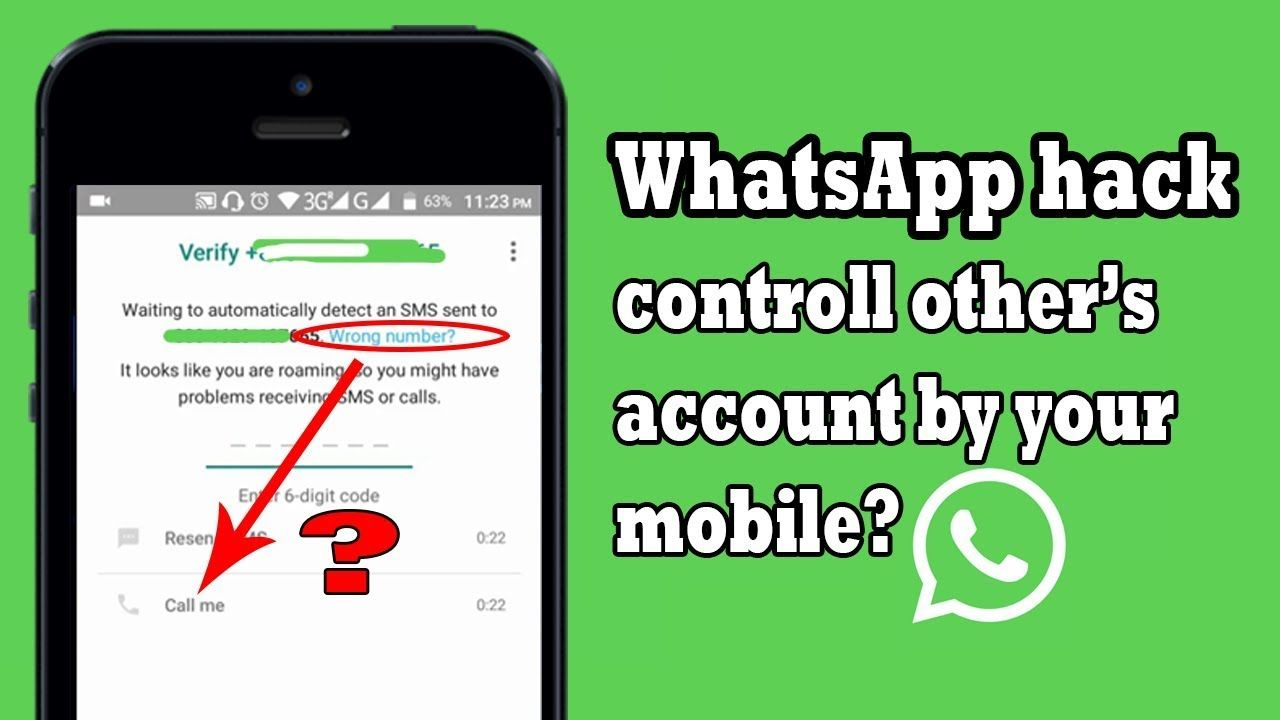 WhatsApp HackHow to get other's whatsapp calls and