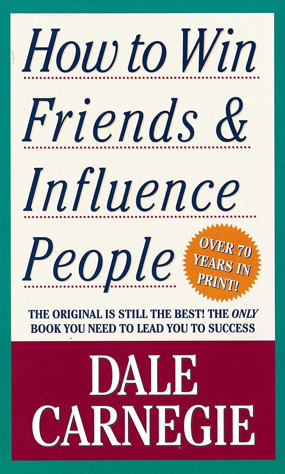 "Review Buku ""How To Win Friends & Influence People"" Karya"