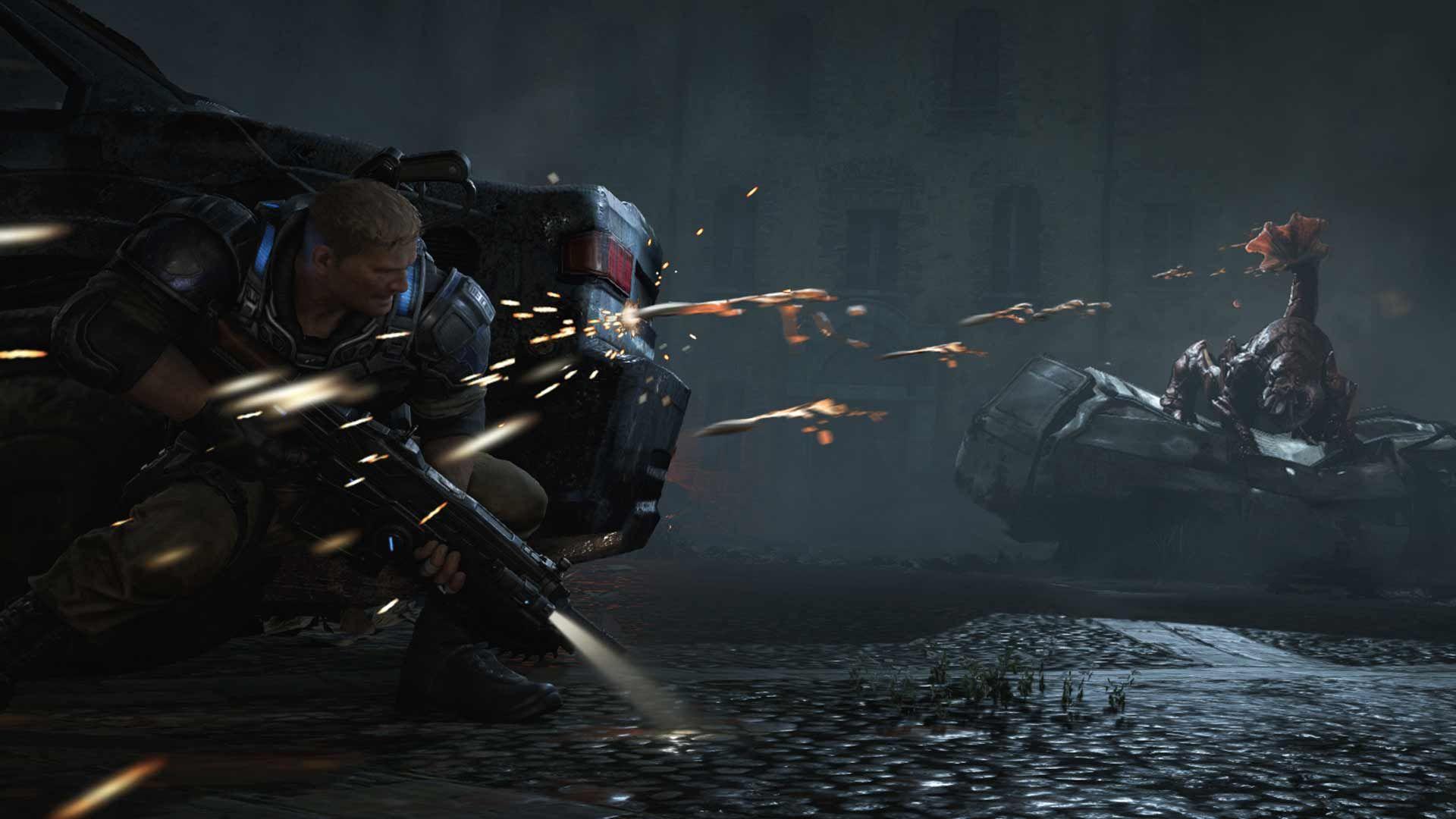 Gears Of War 4 Hd Wallpapers Com Imagens Gears Of War The Old