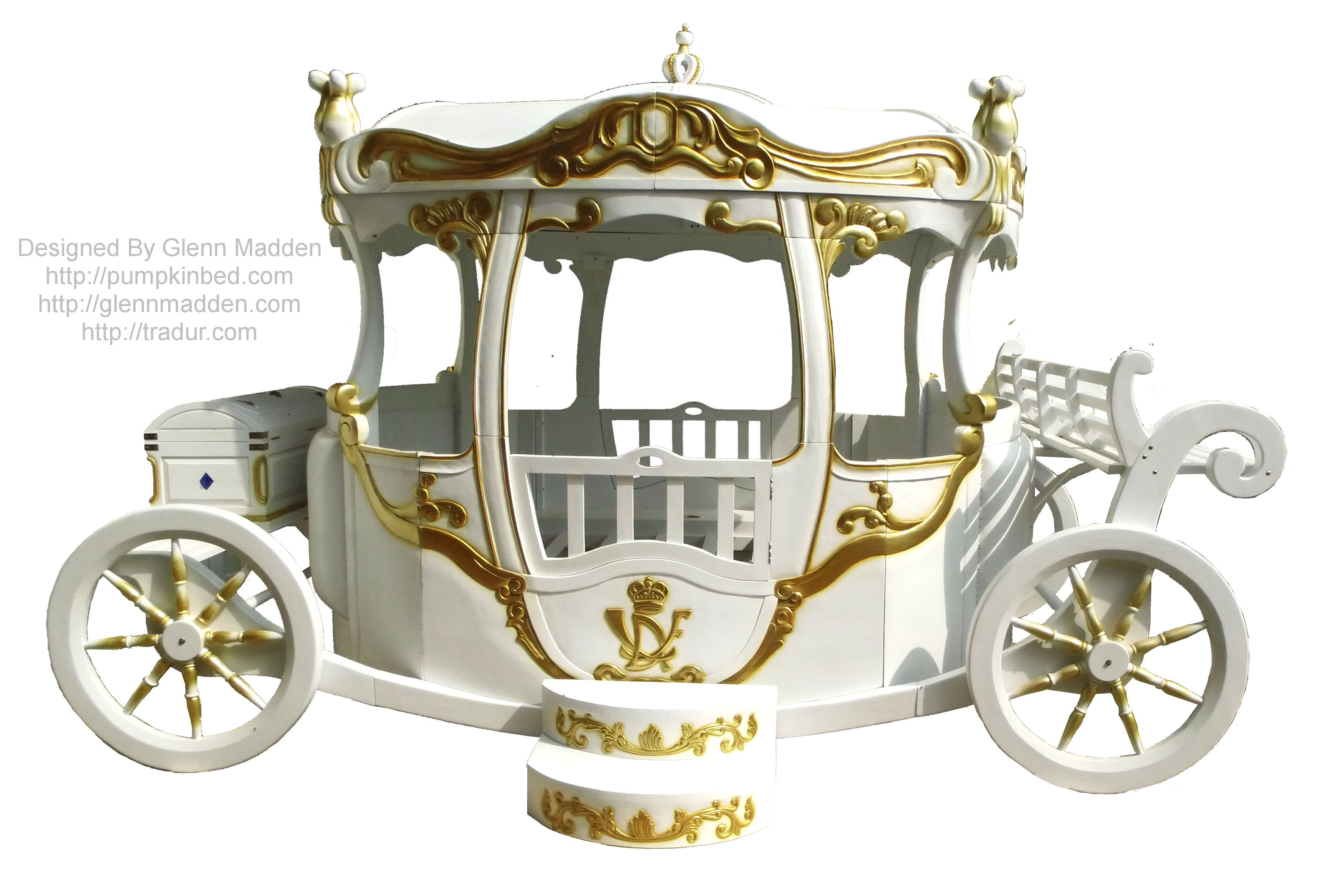 Best Cinderella Pumpkin Bed Design By Glenn With Images 400 x 300