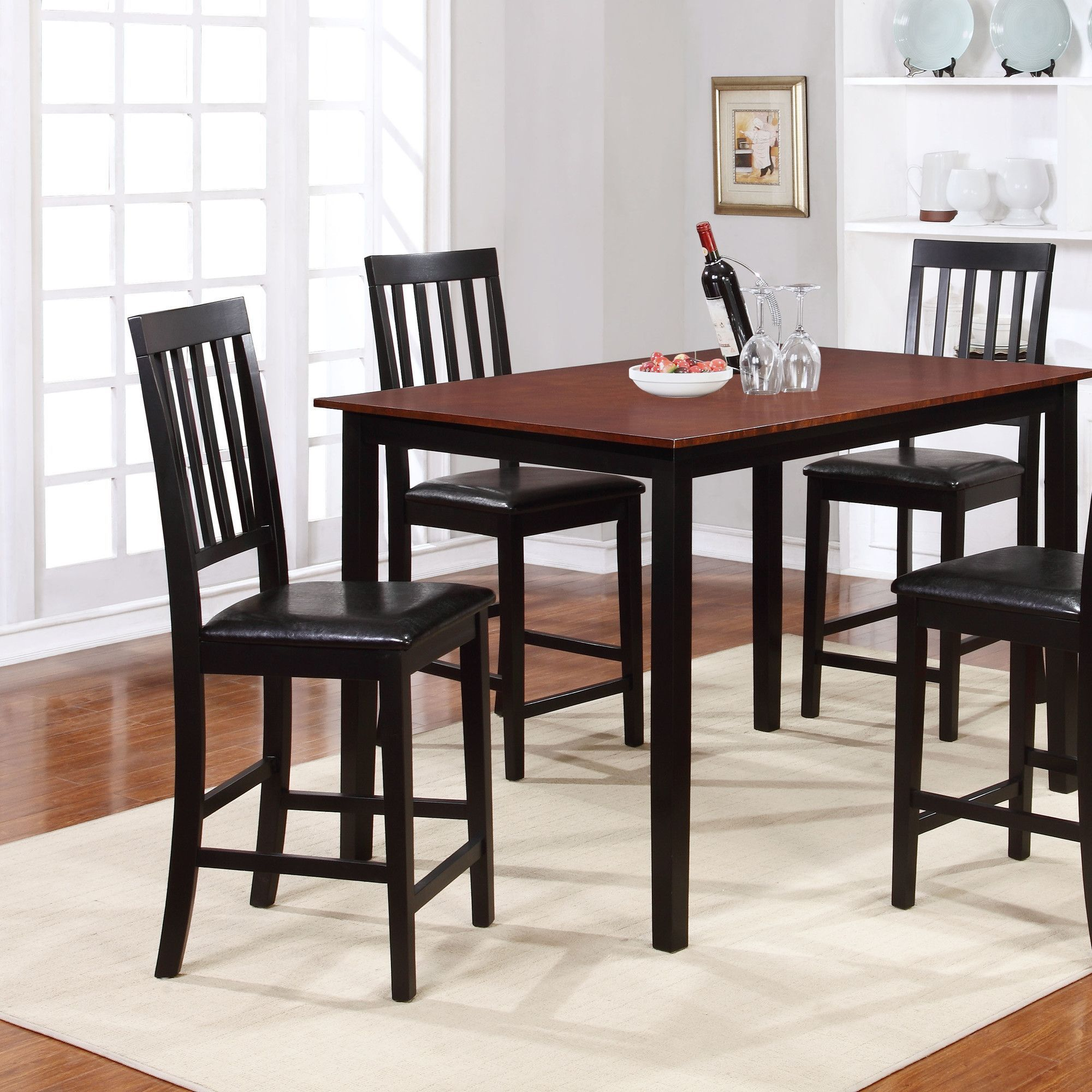 Andtree Counter Height Dining Table #Counterheighttablerectangle