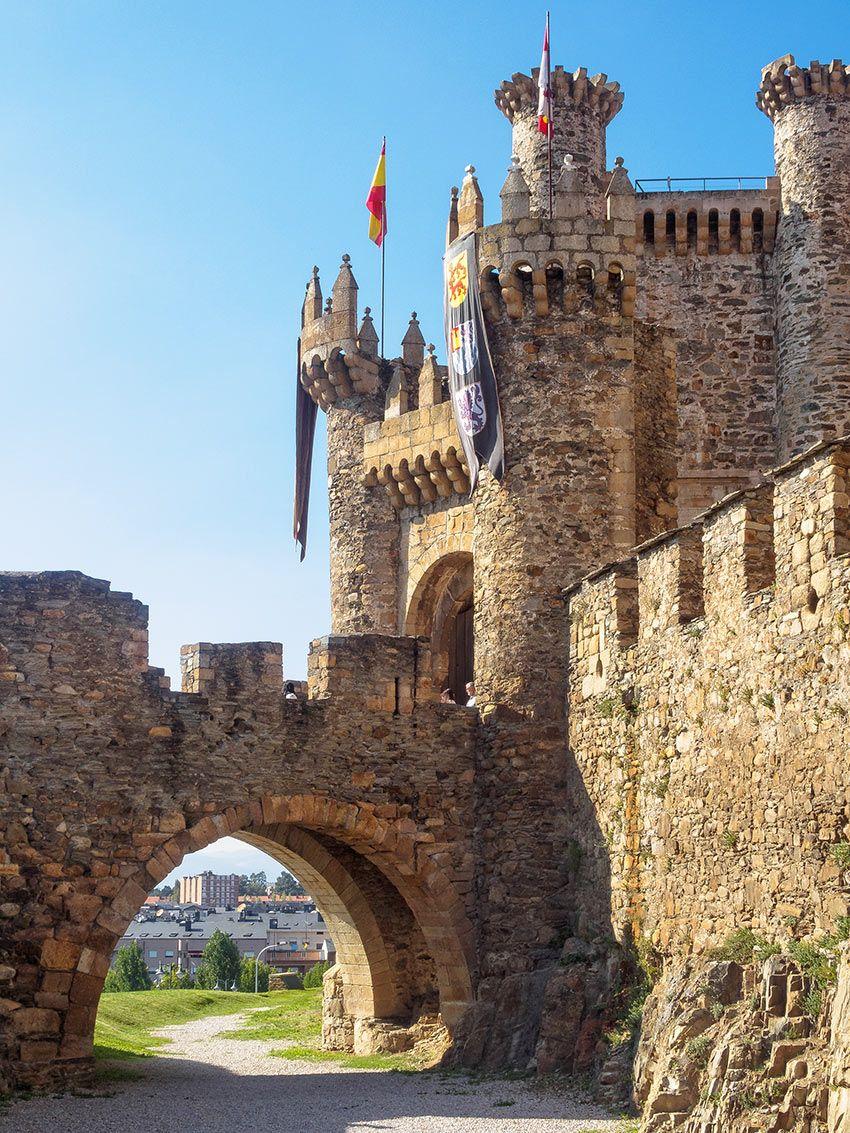 Los castillos más fascinantes de España que te harán viajar en el tiempo