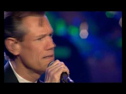 Randy Travis Once You Ve Had The Best Randy Travis Country