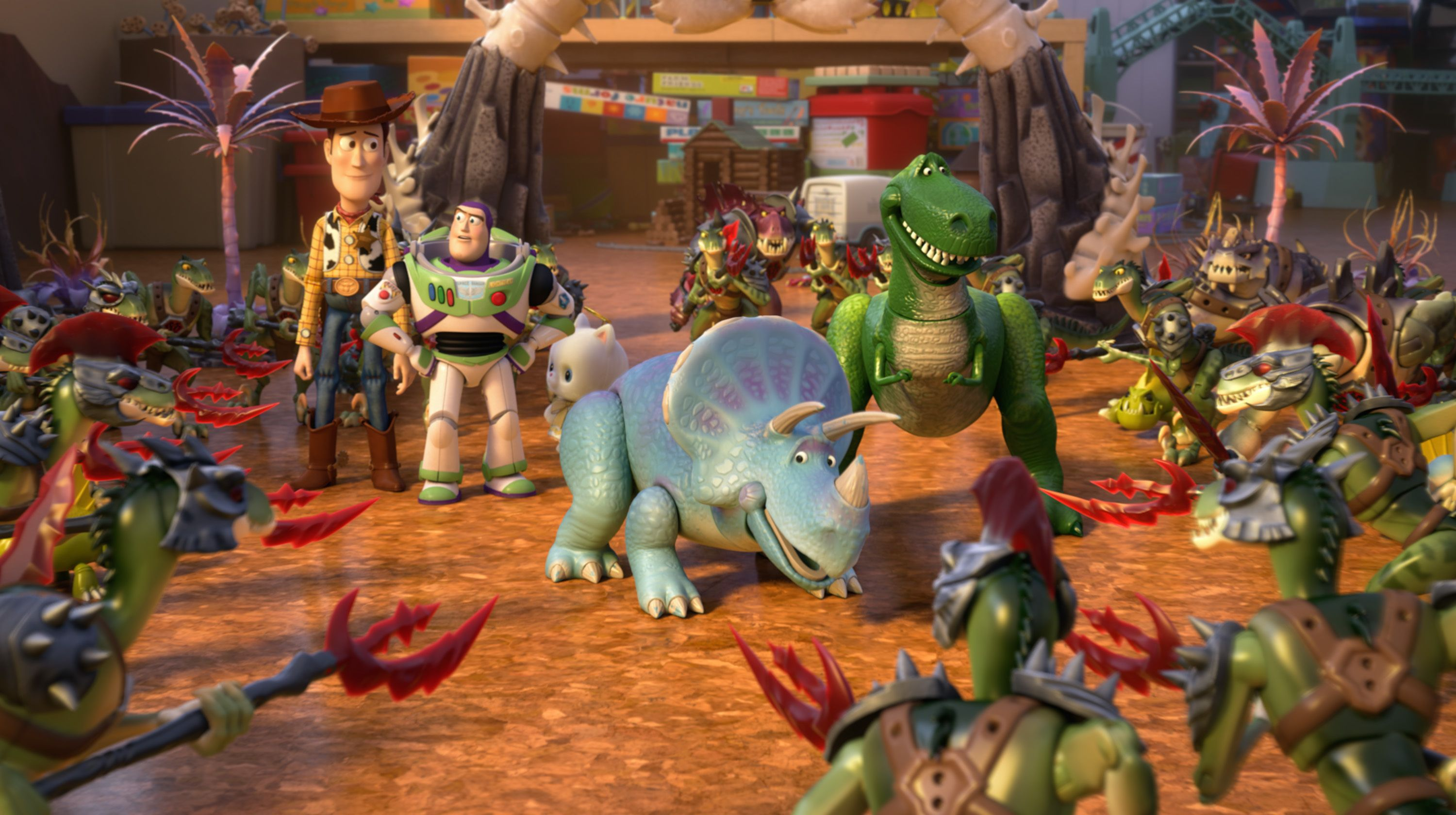 toy story that time forgot movie review - Toy Story Christmas Movie