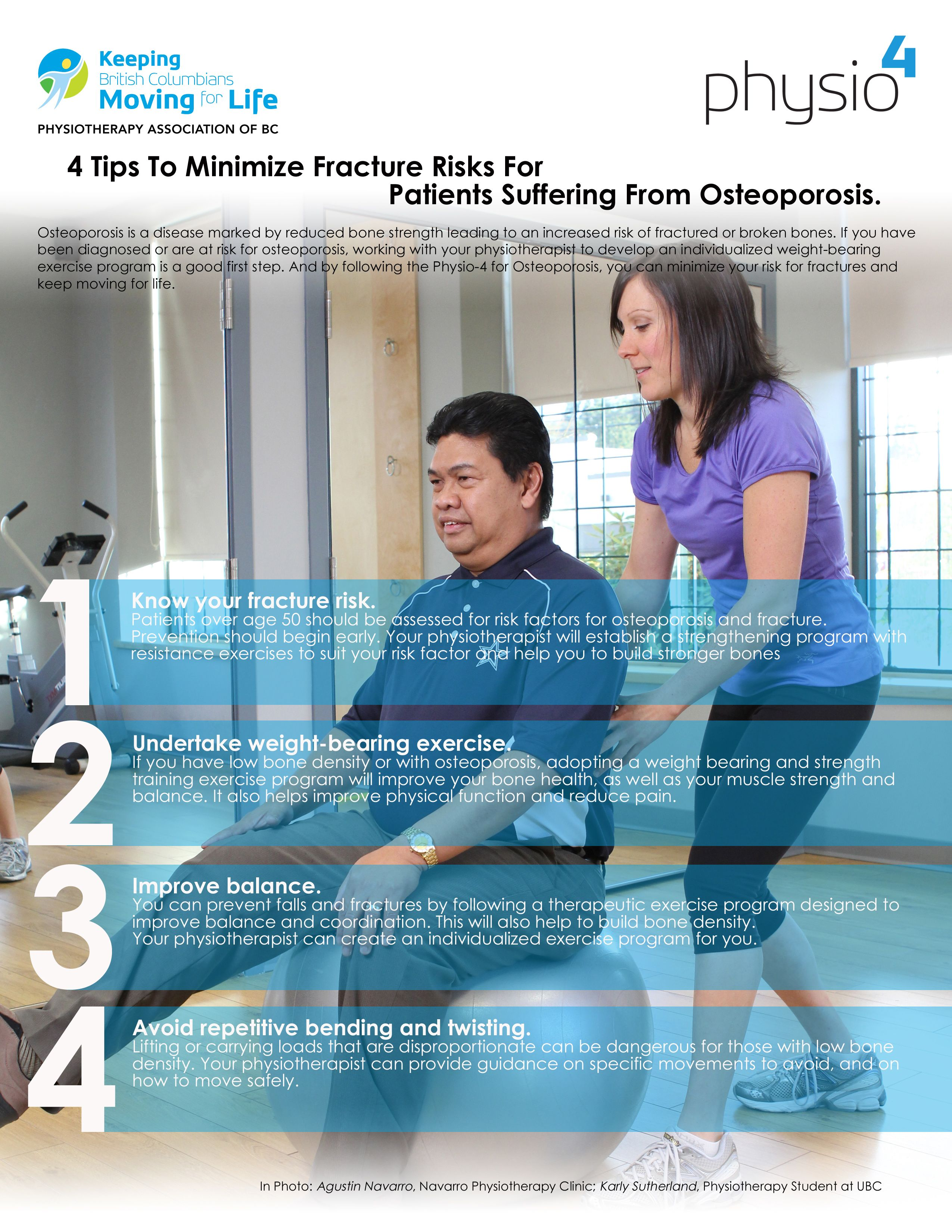 11++ Role of physiotherapy in osteoporosis ideas in 2021