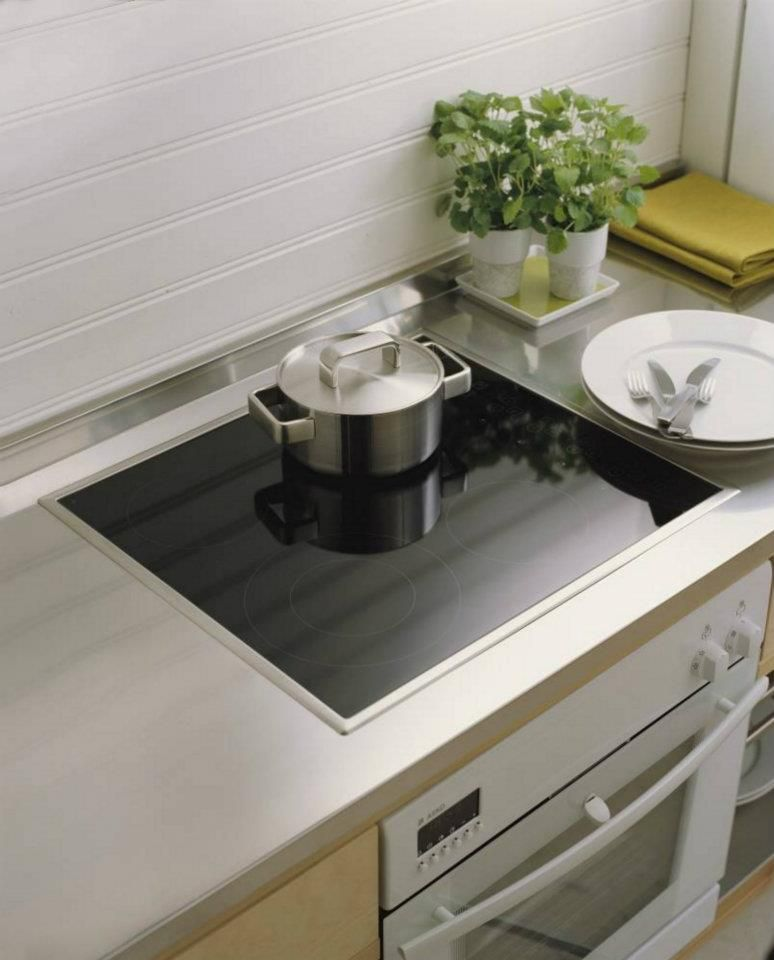 The Asko Induction Cooktop.