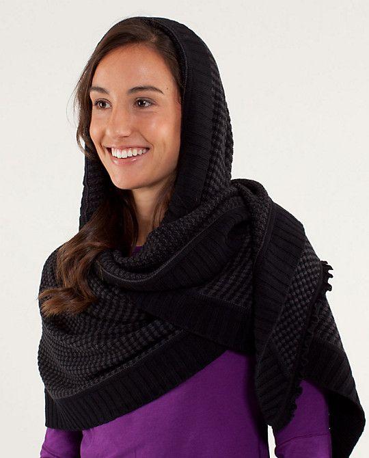 peace of mind scarf | women's accessories | lululemon athletica