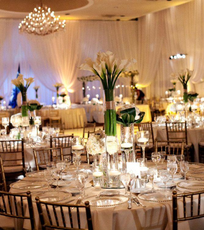 Elegant Jewish Wedding Reception Stylish Sephardic Temple Wedding Jewish Wedding Reception Jewish Wedding Temple Wedding