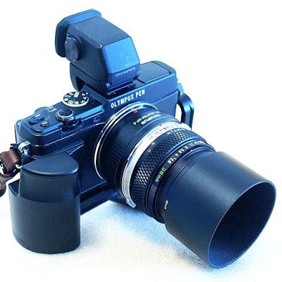 Zuiko Om 28mm F2 8 Photography Camera Full Frame Camera Wide Aperture