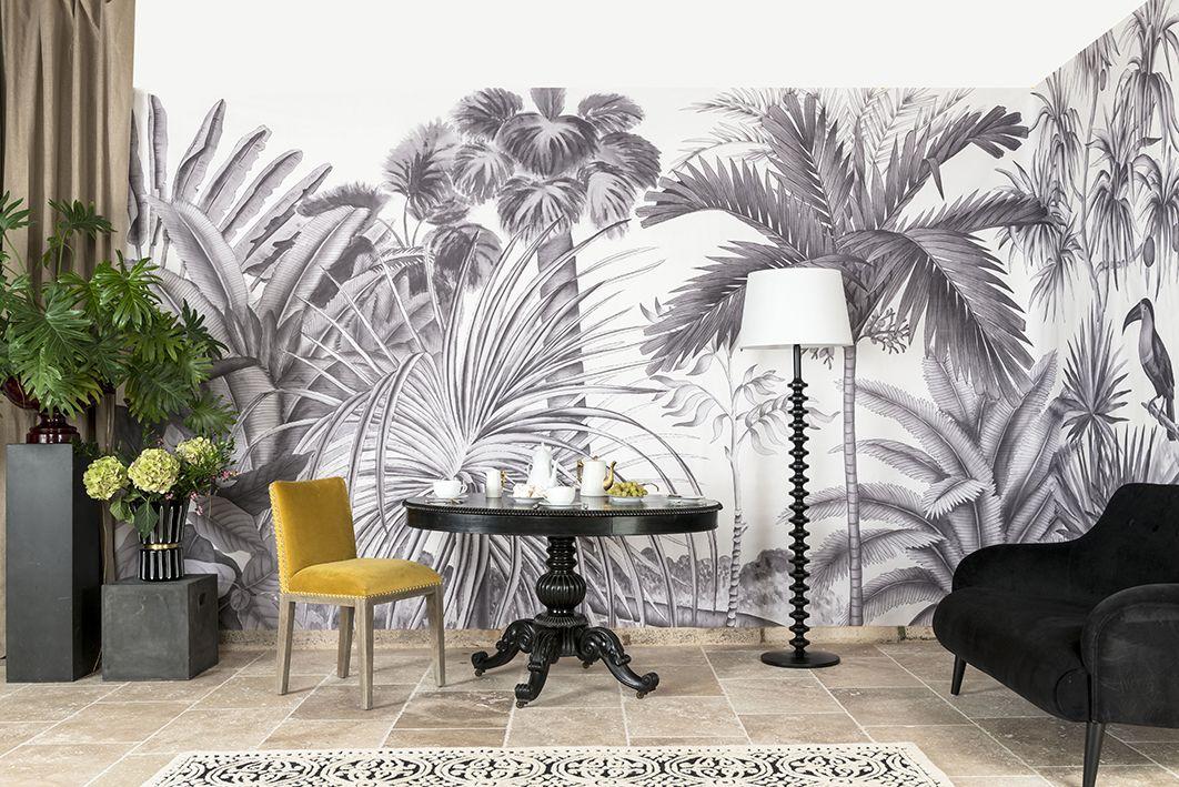 Papier Peint Panoramique Ananbô Wall Art Bedroom Decor