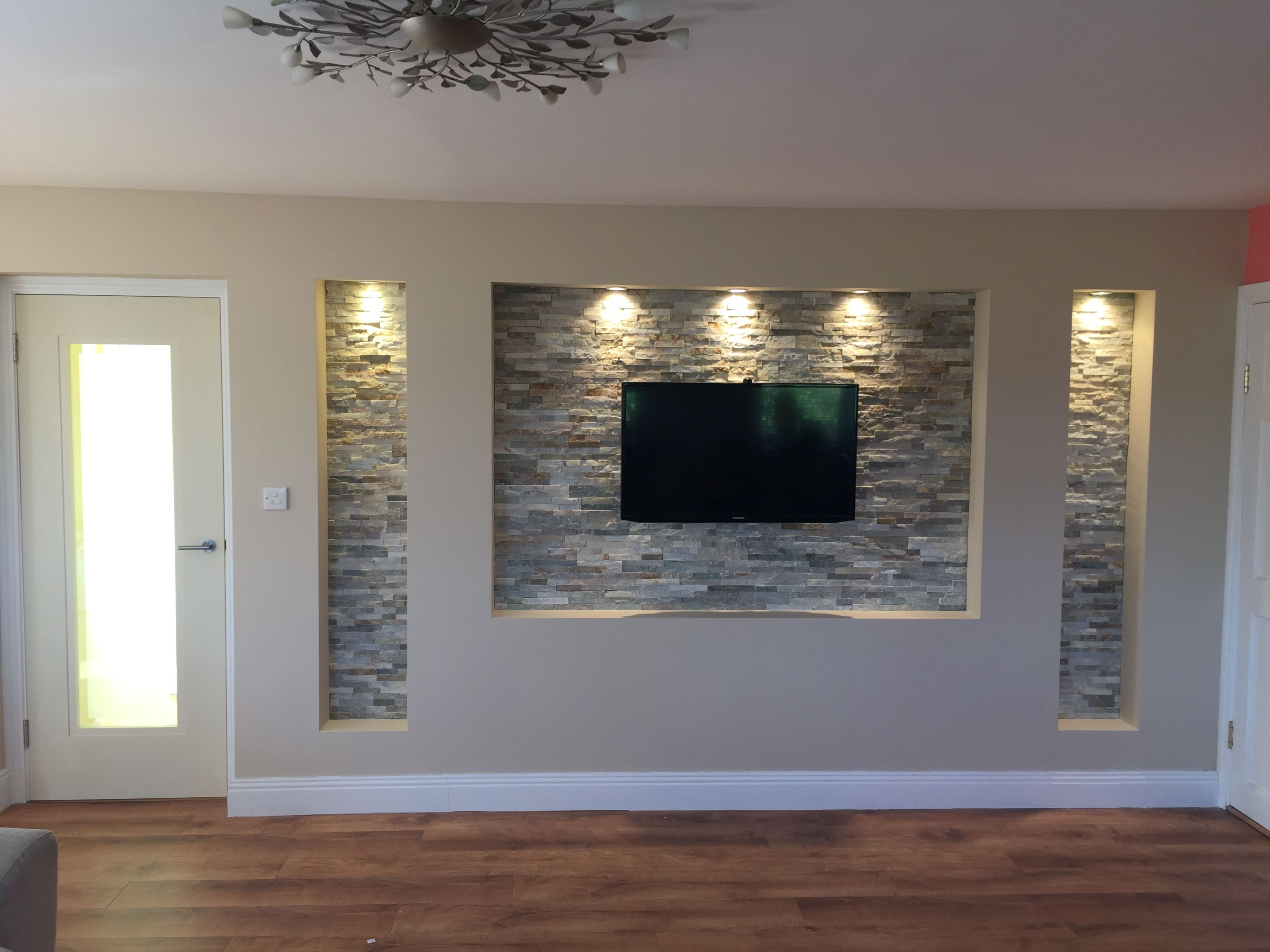 TV Wall | סלון | Pinterest | Wohnzimmer, Hausdekorationen und ...