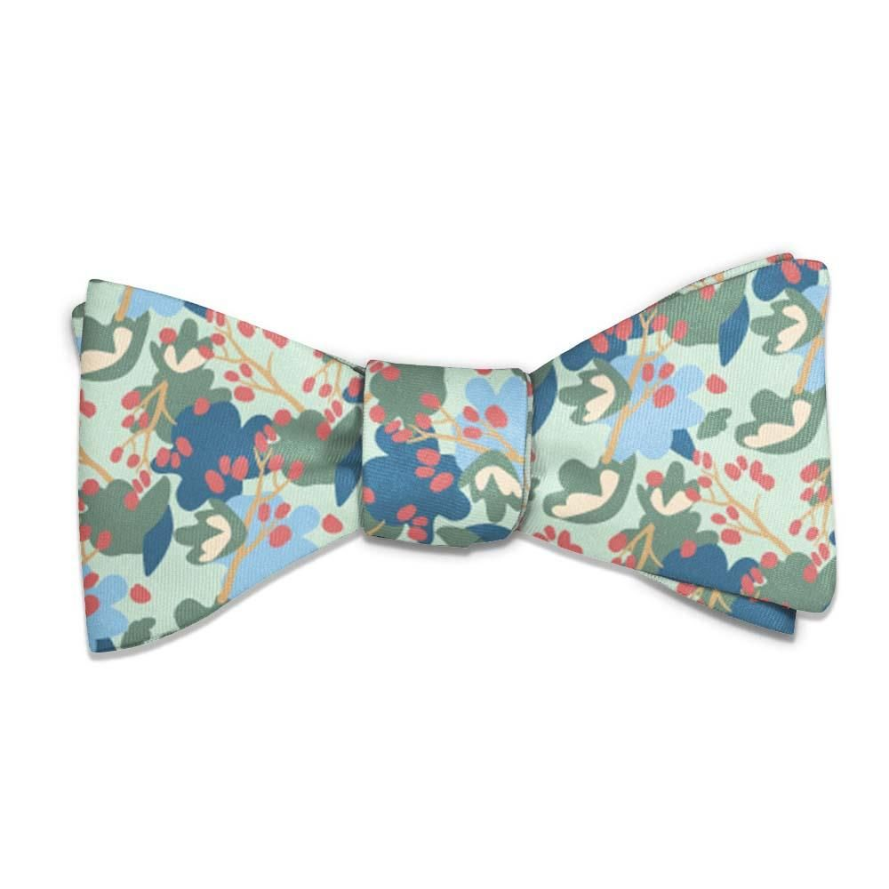 Floral Bow Tie, Knotty Tie, Bows