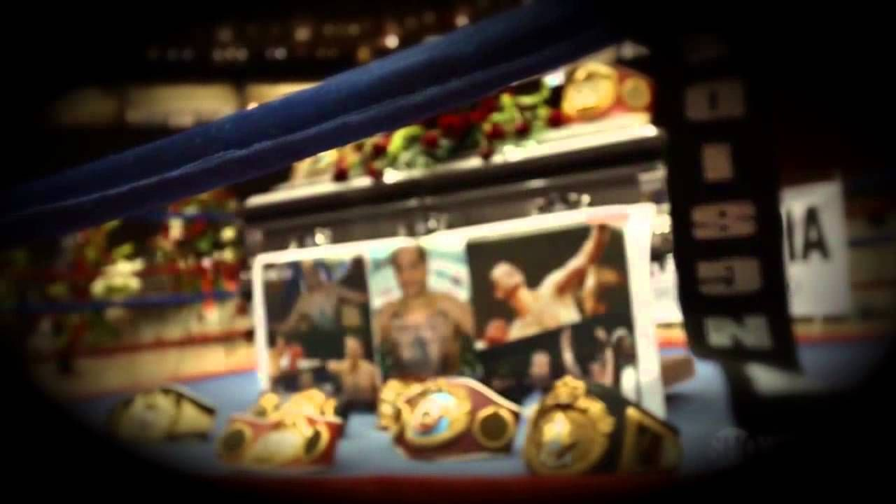 The Champ Is Here By Juan Gambino (Official Johnny Tapia