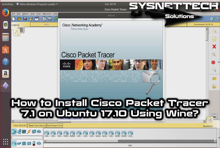 install packet tracer ubuntu