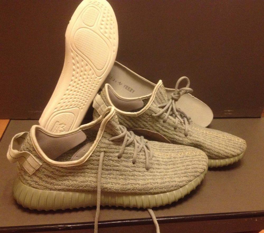 Aq2661 Adidas West Yeezy Size11fashion Boost Kanye 350 Art Male Nn8wm0