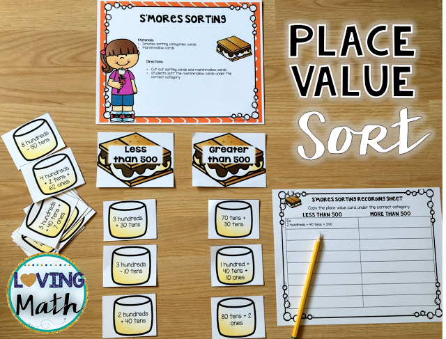 3 FUN ACTIVITIES TO PRACTICE PLACE VALUE