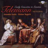 Telemann: Early Concertos & Sonatas [CD], 15811103