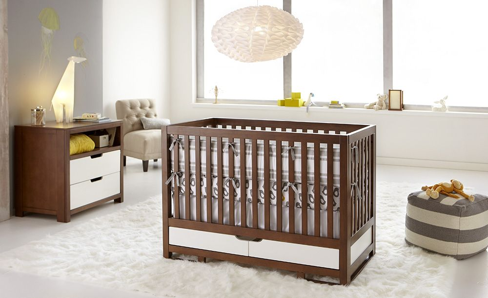 17 Best images about Modern Baby Cribs on Pinterest | Girl cribs, Baby  rooms and Sparrows