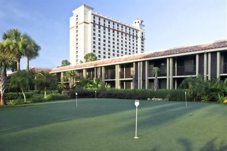 Doubletree Resort International Drive, 10100 International Drive, Orlando, Florida United States (Click For Current Rate)