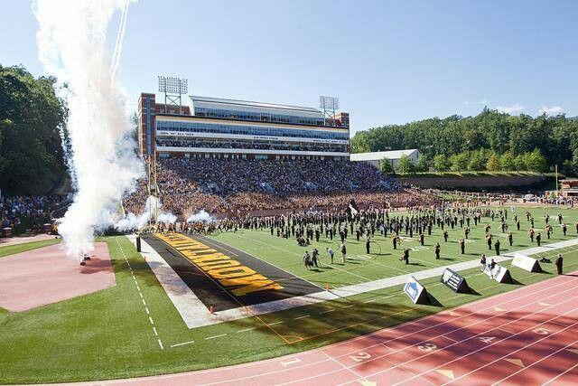 Game Day Football stadiums, Appalachian state football