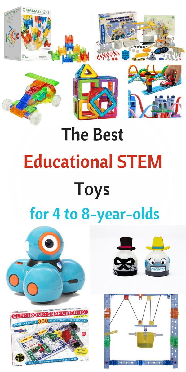The Best Educational STEM Toys and Games for 5 to 8-year ...