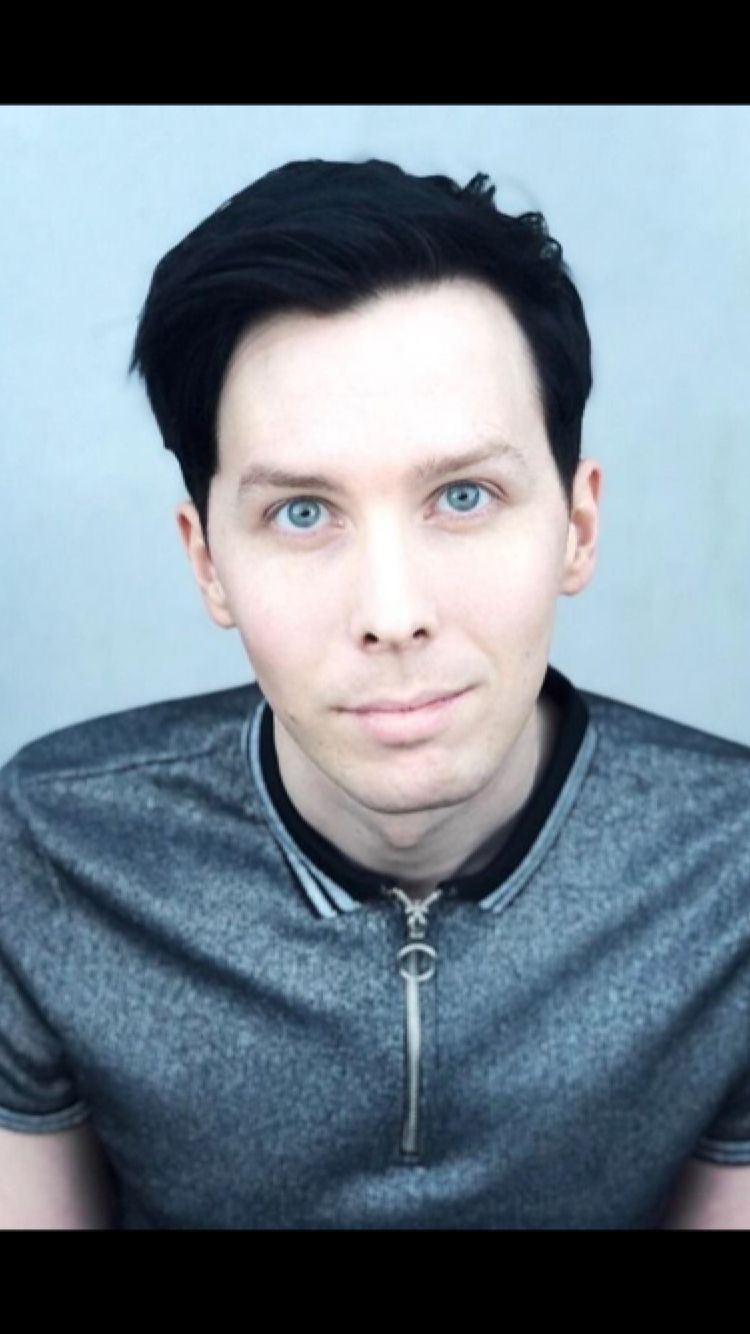 Look At His New Hair Im Not Ready Phil Lester Phil Dan And Phil