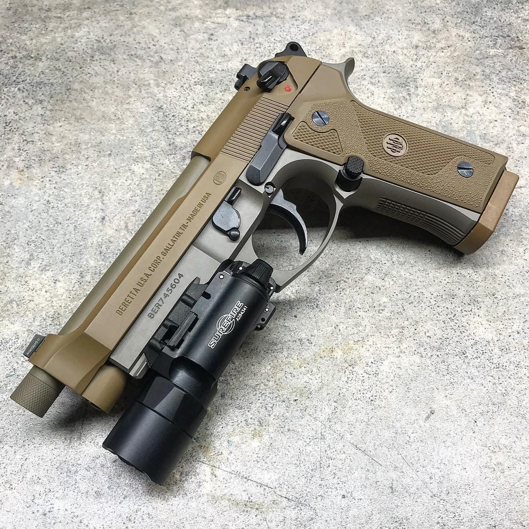 Pin by Dave Richardson on Beretta M9A3 | Guns, Hand guns