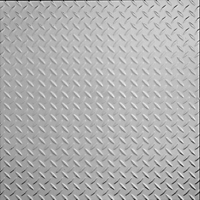 2474 Aluminum Ceiling Tile Diamond Plate Mill Finish Aluminum Nail Up Http Www Amazon Com Dp B005tx Tin Ceiling Tiles Tin Ceiling Decorative Ceiling Tile