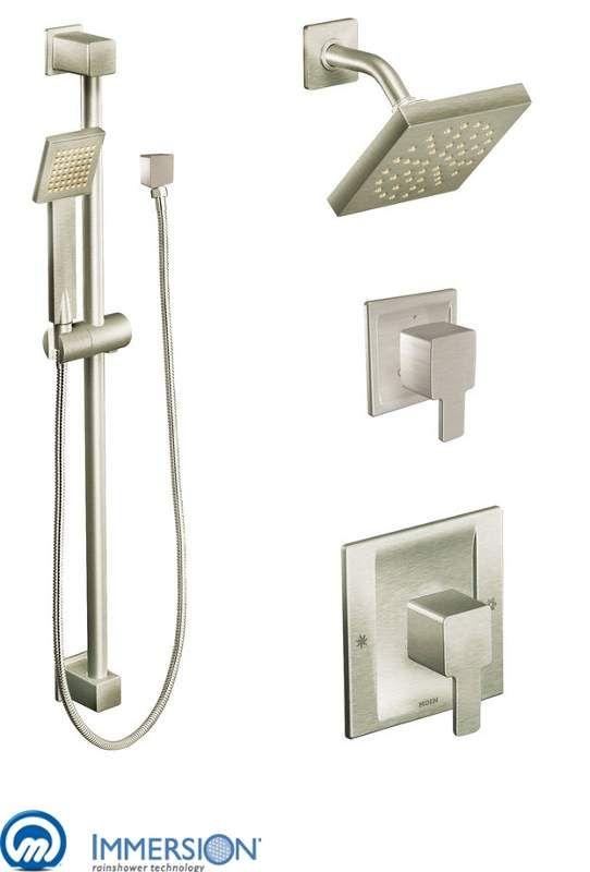 Moen 835 Shower Panels Moen Shower Shower Systems