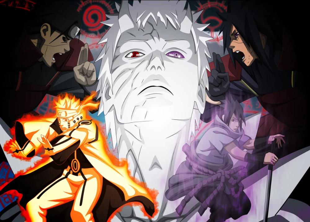 Naruto Uzumaki Sasuke Uchi Poster Print By Goog Gamee Displate In 2021 Hd Anime Wallpapers Madara Uchiha Wallpapers Naruto Wallpaper