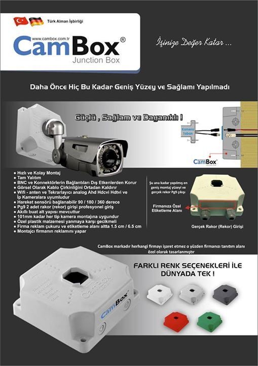 Pin By Cambox On Kamera Kutusu Security Cameras For Home Best Security Cameras Surveillance Camera