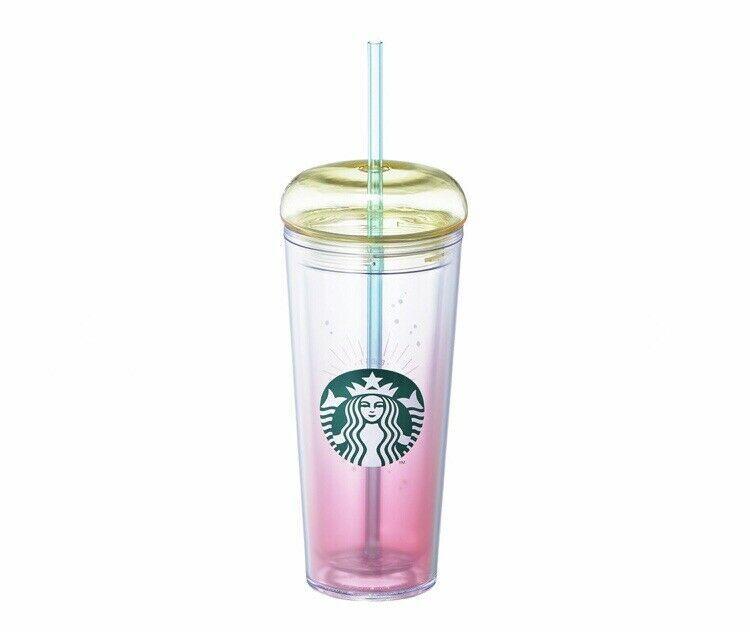 Starbucks Korea 2020 Summer Limited Night Sky Siren Go-Brew Tumbler+Tracking