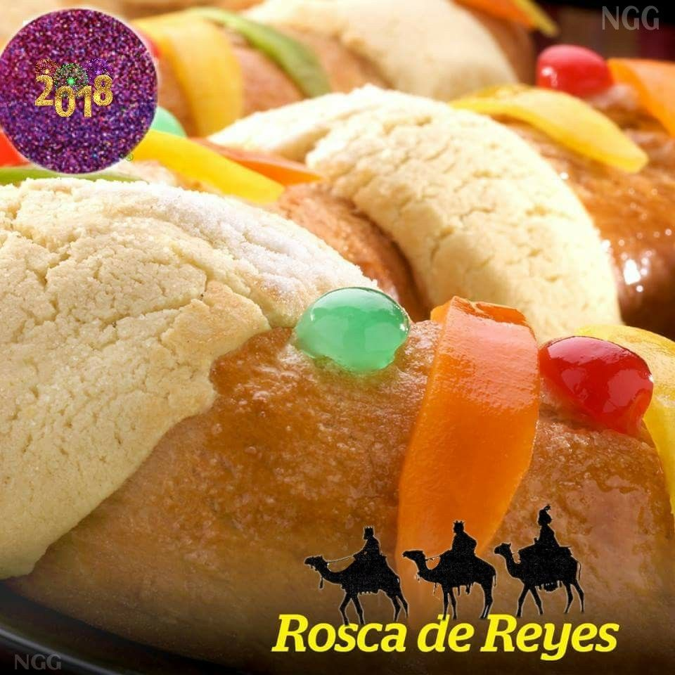 Pin On Rosca De Reyes