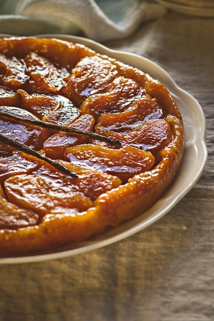The Best Classic French Apple Tarte Tatin Recipe | The Pure Taste
