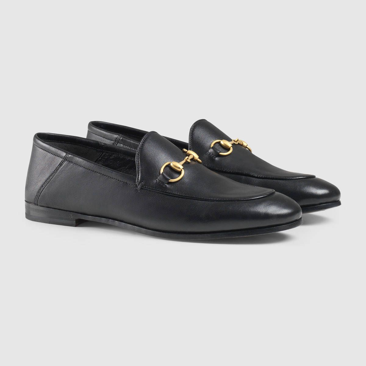 13b5c2890 Leather Horsebit loafer | Fall Shoes/Accessories | Gucci brixton ...