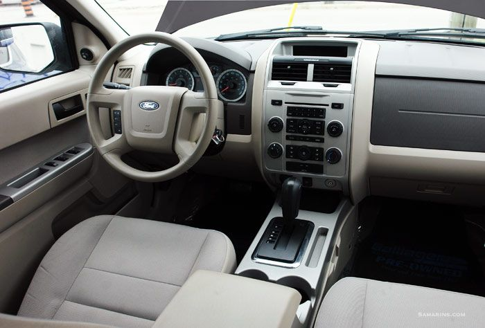 What You Should Know Before Buying The 2008 2011 Ford Escape With