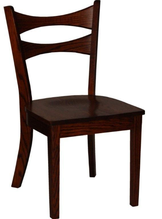 Amish Scandinavian Dining Room Chair Style Furniture