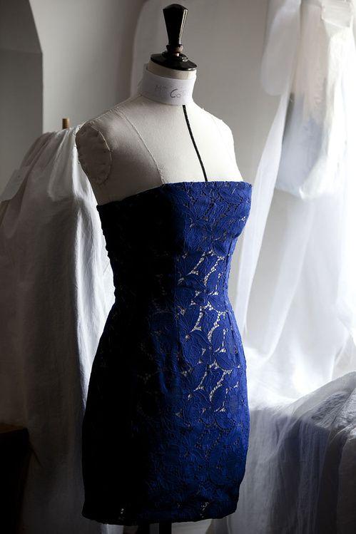 c9c468bc51c Cannes 2015  La robe Dior haute couture de Marion Cotillard en 4 etapes de  fabrication