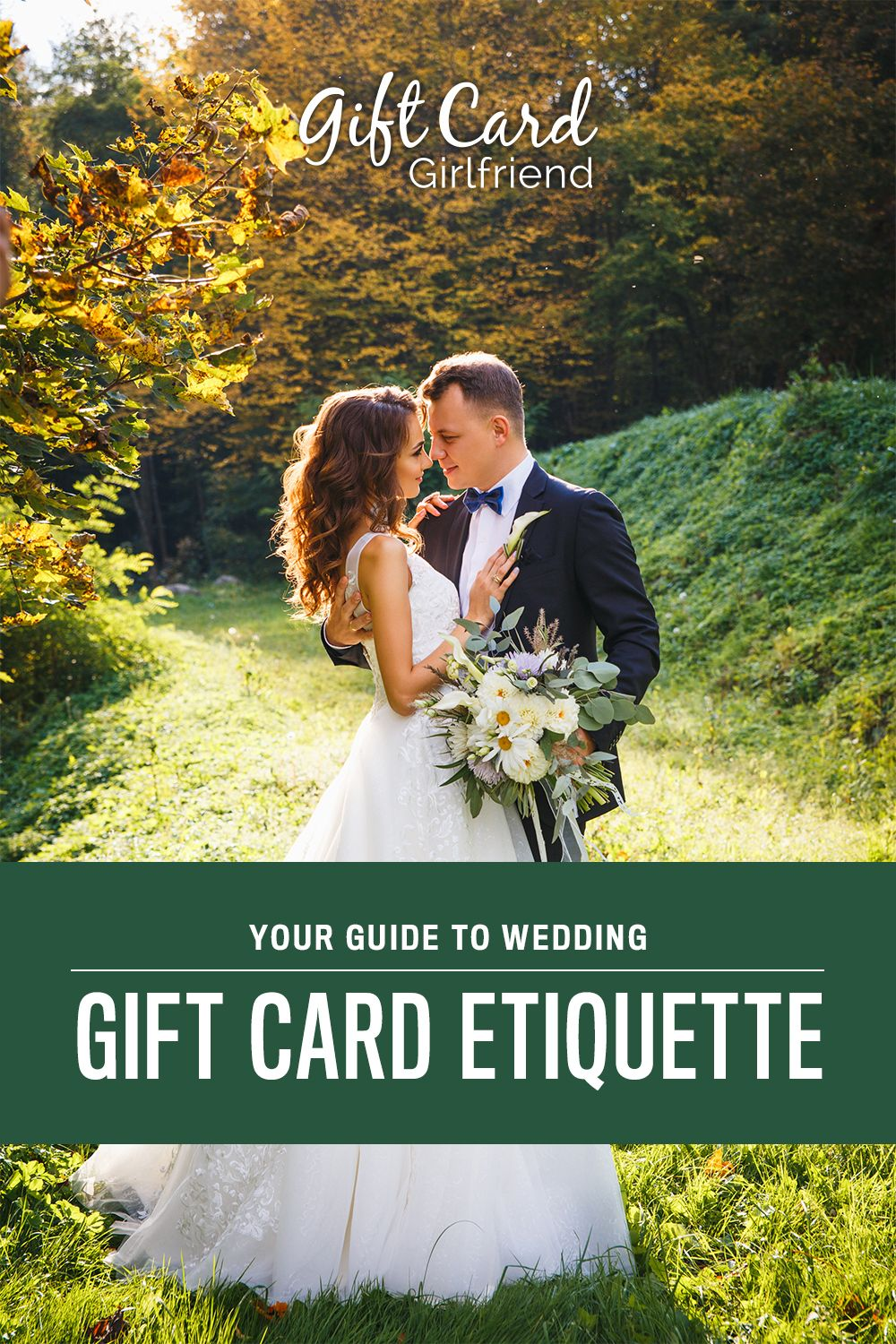 Your Guide To Wedding Gift Card Etiquette Giftcards Com Wedding Gift Cards Card Box Wedding Wedding