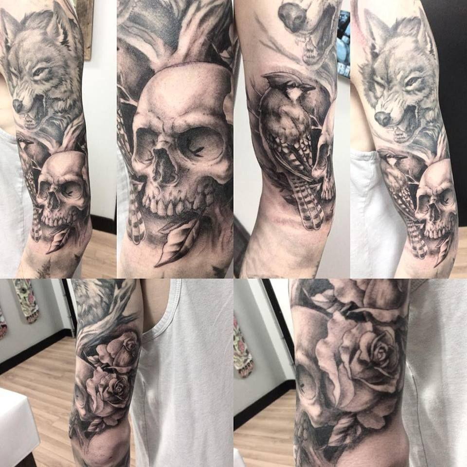 2caf13cc9 Tatouage par Steve bolduc Unik Perçage Tatouage Tattoo Portfolio, Tattoo  Artists, Tattoo Studio
