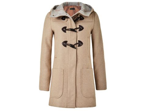 half off 06508 f8e1c Montgomery coat, United Colors of Benetton ($269). | Must ...