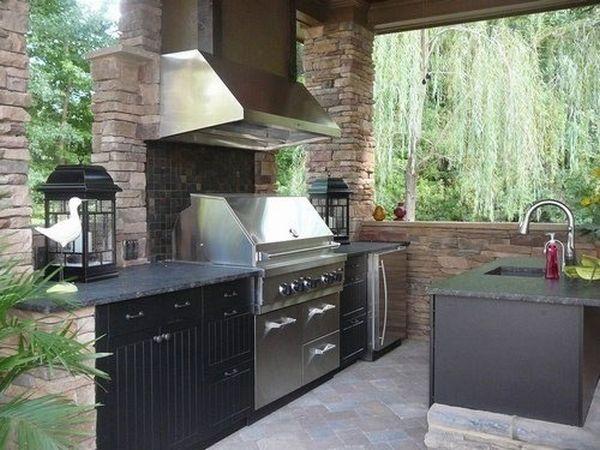 Outdoor Küche Edelstahl Schrank : Groß edelstahlschränke für outdoor küchen ideen ideen für die