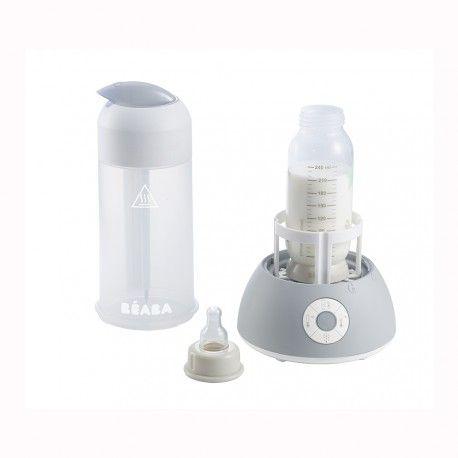 Bib Second Control Gipsy Chauffe Biberons Pots Vapeur Sterilisateur Chauffe Biberon Biberons Sterilisation