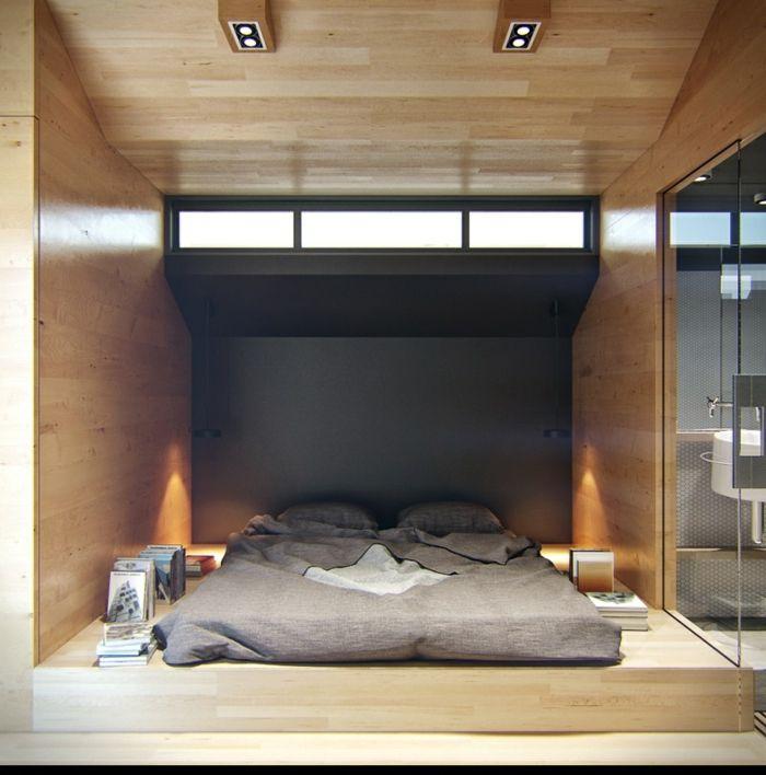 Wunderbar Kleines Schlafzimmer Einrichten: 30 Super Ideen