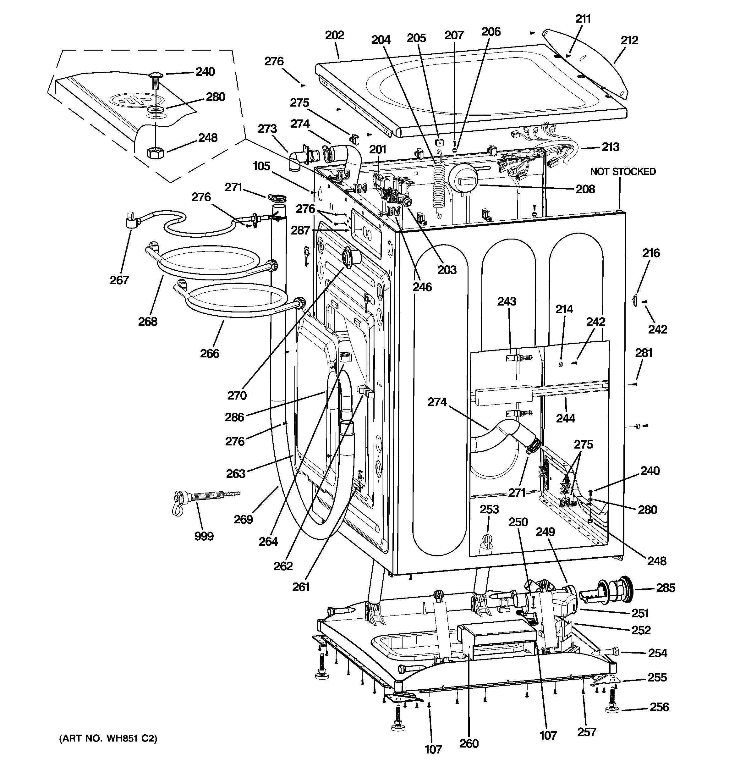 Ge Dishwasher Parts Diagram In 2020 Ge Dishwasher Dishwasher Parts Diagram