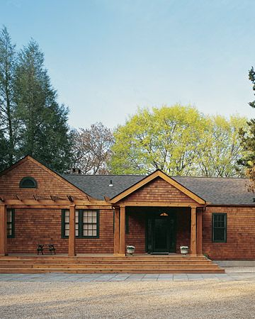 Red Brick House Exterior Curb Appeal Front Yards