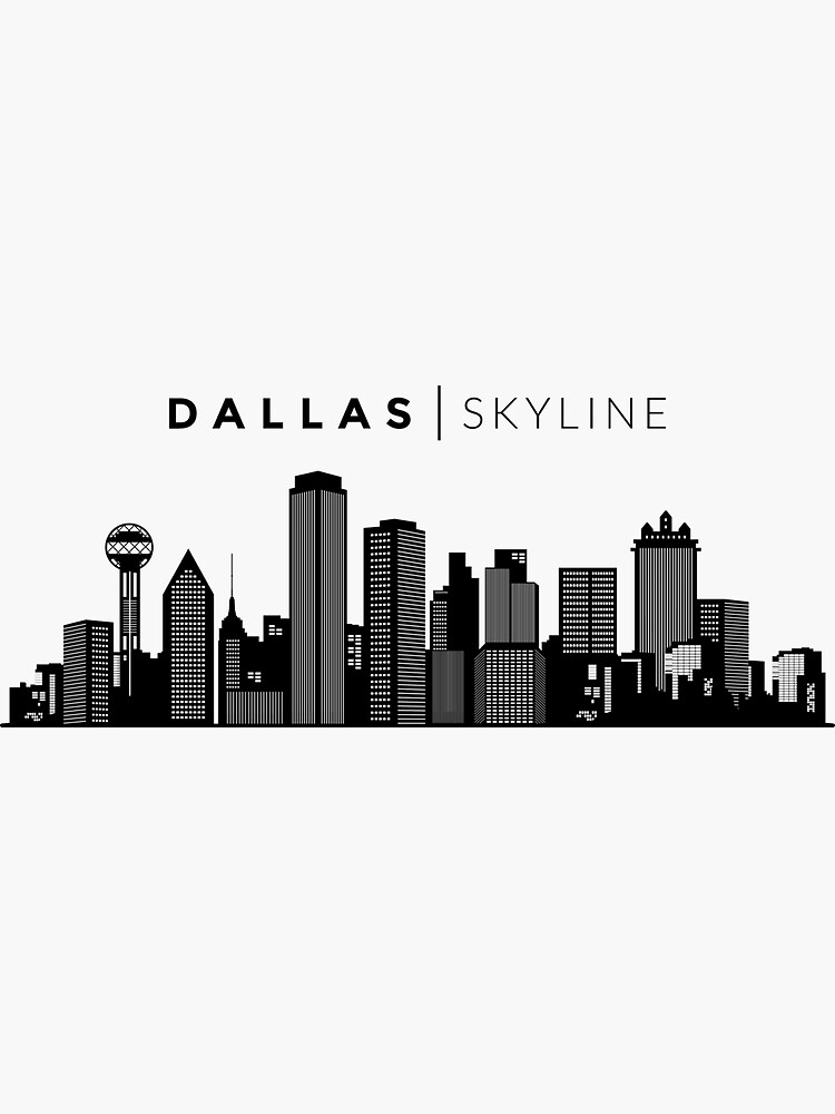 Image Result For Dallas City Outline Drawing Skyline Tattoo Dallas Tattoo Dallas Skyline