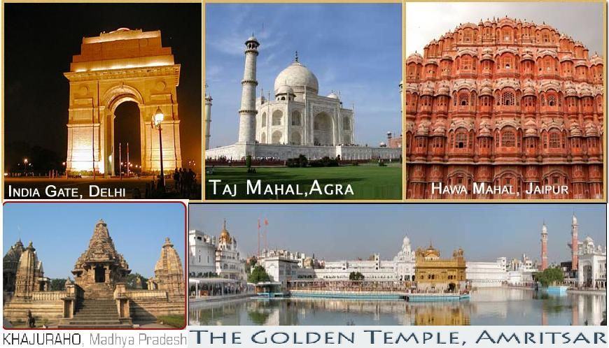 5 Must See Famous Monuments Of North India With Images Famous