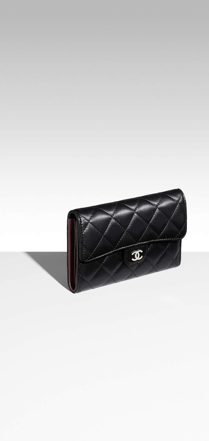 86f8446c5179 Chanel - FW 2017/2018 PRE Classic Small Flap Wallet | SMALL LEATHER ...