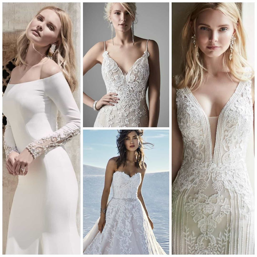 Cardiff Bridal Centre On Instagram We Are Loving Having These Gowns With Us At The Moment But They Won T Be Here In 2020 Bridal Sheath Wedding Dress Wedding Dresses